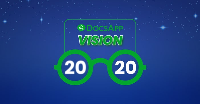 A 20/20 clear vision of health this New Year