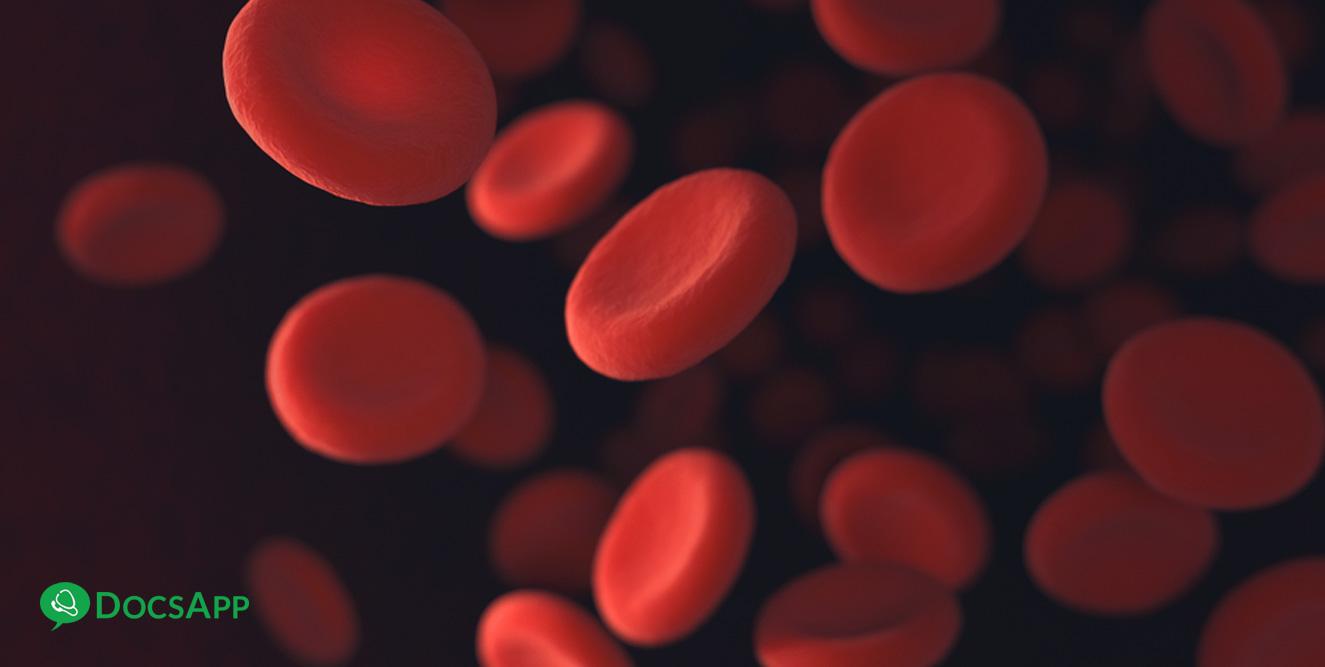 शरीर में हीमोग्लोबिन की कमी के लक्षण