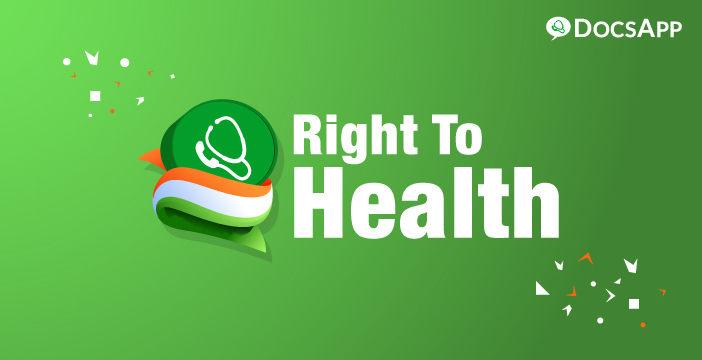The Constitution Of A Healthy Body #RightToHealth